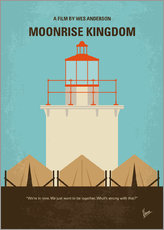 Wall sticker  Moonrise Kingdom - chungkong