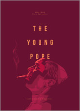 Wall sticker  Young Pope - Fourteenlab