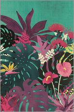 Gallery print  Tropical tendencies - littleclyde