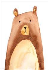 Wall sticker  Bear - RNDMS