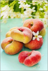 Wall sticker  Summer peaches - K&L Food Style