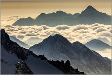 Gallery print  Alps - France - Mikolaj Gospodarek