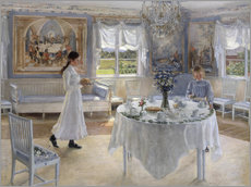 Wall sticker  Name day - Fanny Brate