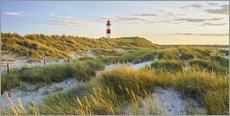 Wall sticker  Lighthouse in Sylt - Rainer Mirau