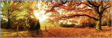 Canvas print  Autumn feeling - Art Couture