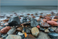 Premium poster  Colorful Baltic Sea - Mikolaj Gospodarek