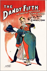Premium poster The Dandy Fifth