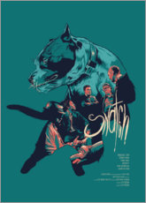 Premium poster  Snatch - Fourteenlab