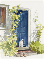 Gallery print  Who let the cats out? - Mary Want