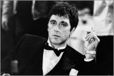 Wall sticker  Young Al Pacino - Celebrity Collection