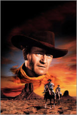 Gallery print  The Searchers