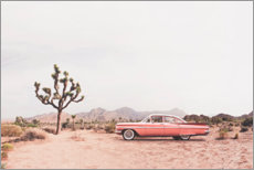 Canvas print  Vintage car in the desert - Sisi And Seb