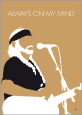 Premium poster Willie Nelson - Always On My Mind