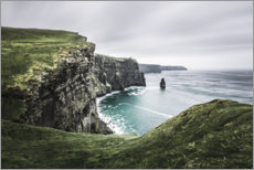 Canvas print  Cliffs of Moher - Matthias Köstler