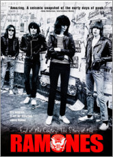 Acrylic print  Ramones - End of the century - Entertainment Collection