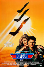 Premium poster  Top Gun - Entertainment Collection
