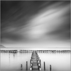 Premium poster  Near the sea - George Digalakis