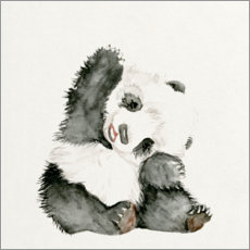 Wall sticker  Baby Panda I - Melissa Wang