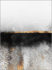 Gallery print  Soot And Gold - Elisabeth Fredriksson