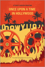 Gallery print  Once Upon a Time in Hollywood - chungkong