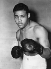 Wall sticker  Joe Louis