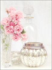 Wall sticker  Still life with roses - Lizzy Pe