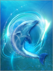 Gallery print  Dolphin Energy - Dolphins DreamDesign