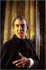 Wall sticker  Taste the Blood of Dracula ?, Christopher Lee, 1970