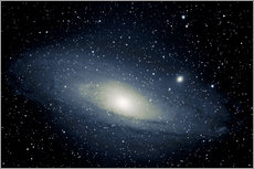 Wall sticker  Andromeda Galaxy M 31 - spiralgalaxy - MonarchC