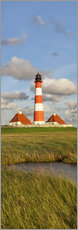Wall sticker  Lighthouse Westerheversand - Markus Lange