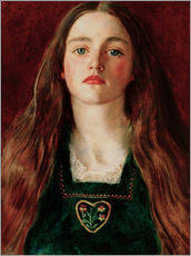 Wall sticker  Sophie Gray - Sir John Everett Millais