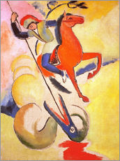 Wall sticker  St. George - August Macke