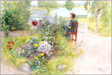 Gallery print  Summer in Sundborn - Carl Larsson