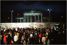 Gallery print  Fall of the Berlin Wall