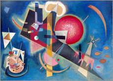 Gallery print  In the blue - Wassily Kandinsky