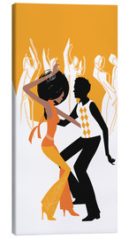 Canvas print  The seventies are back - Paul Oakley