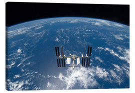 Canvas print  ISS