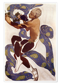 Premium poster Afternoon of a Faun