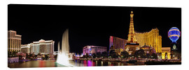 Canvas print  Best of Las Vegas - Miho Birimisa