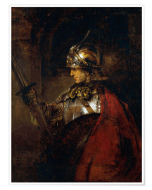 Premium poster Alexander the Great