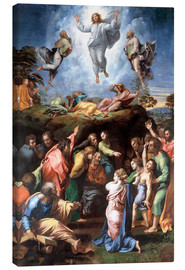 Canvas print  The Transfiguration - Raffael