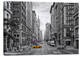 Canvas print  NEW YORK CITY 5th Avenue - Melanie Viola