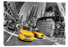 Acrylic print  Times Square New York - Marcus Klepper