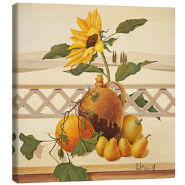 Canvas print  Autumn still life - Franz Heigl