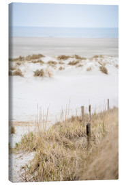 Canvas print  German sea (St. Peter Ording) - gn fotografie