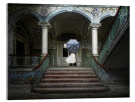 Acrylic print  Palace of Forgotten Dreams - Joachim G. Pinkawa