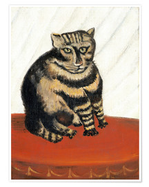 Premium poster The Tabby