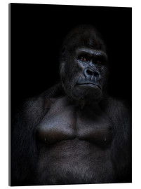 Acrylic print  the body - Joachim G. Pinkawa