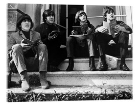 Acrylic print  The Beatles, 1965
