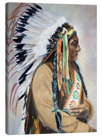 Canvas print  Sitting Bull